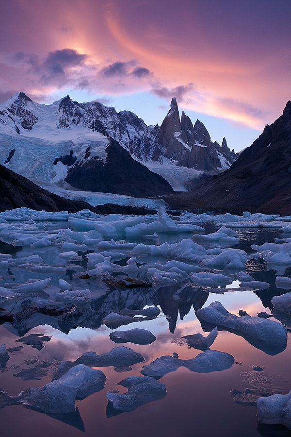 Giants Of The Andes Patagonia Photography Workshop